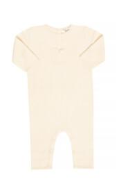 Cashmere romper suit