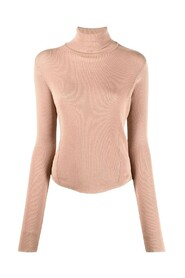 ROLL NECK SECOND SKIN TOP