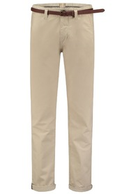 Dstrezzed Chino Pant  with belt Army Green