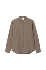 Harrison B.D. Brushed Shirt Overdeler