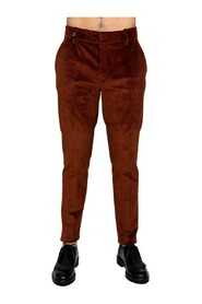 Casual Corduroy Trousers