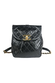 Quilted CC Backpack
