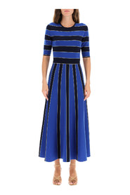 Capote cashmere and wool dress