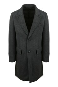 TWO BUTTONS COAT