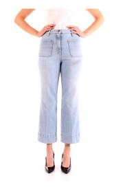HEW03259DS059L0609 Cropped jeans Women