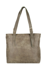 Shoulderbag Large Hand Buffed Leather