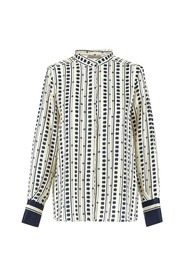 Cluny Patterned Blouse