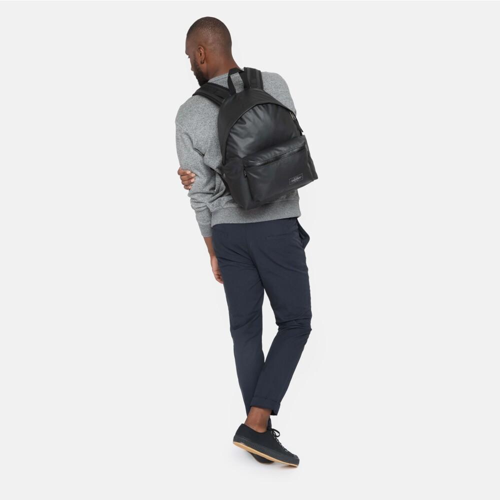 Sort/sort rubber Backpack Padded Pakr | Eastpak | Rugzakken | Herentassen