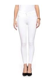 Wrangler High Rise Crop Jeans