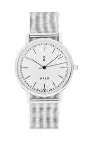 Orlo Copenhagen - Steel White Mesh - 36 mm
