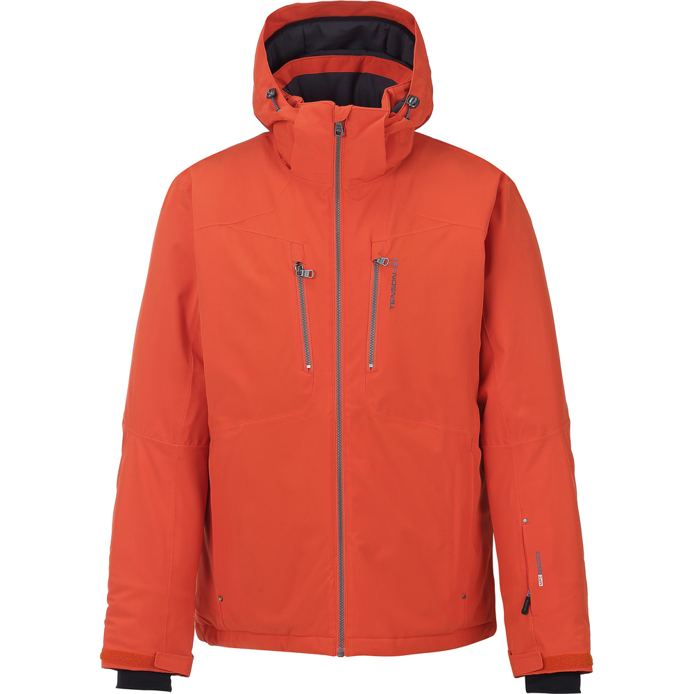 Tenson Yanis Skijacket Orange Herr