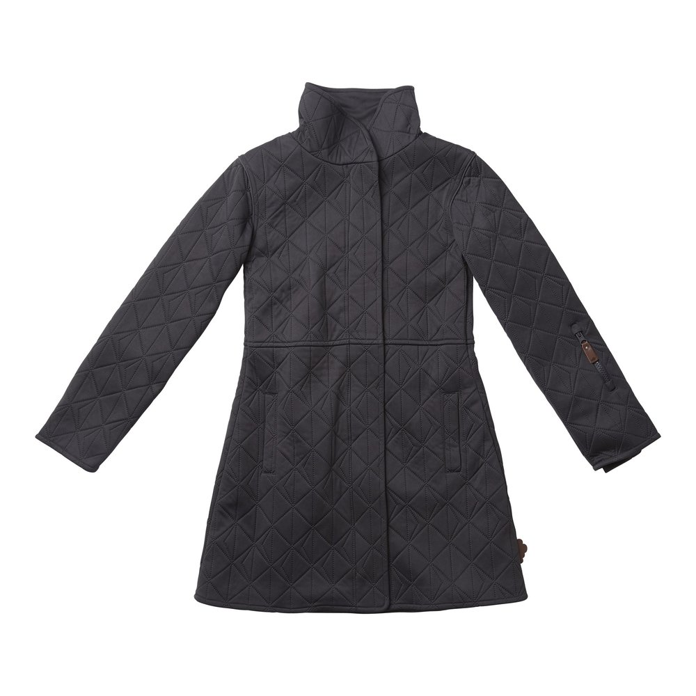 Sigrid Thermo Jacket, Anthracite