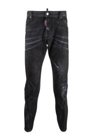 Shadow Wash Sexy Twist Jeans
