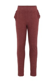 Trousers regular fit cotton
