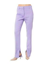 Pantalone con spacchi