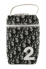 Pre-owned Small Top Handle Pouch