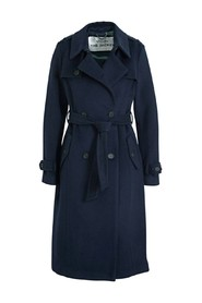 Dubble brested coat