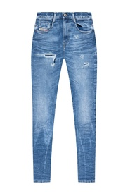 D-Rifty Distressed Jeans