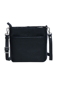 Carli Black Cormorano Crossbody