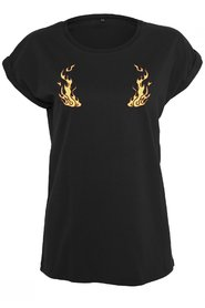 Ladies Flames T-shirt