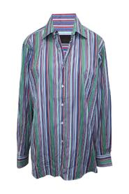 Striped Shirt -Pre Owned Condition Very Good