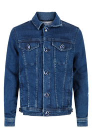 Boy Denim Jacket Ytterjakke