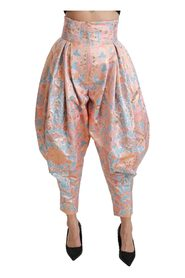 Floral High Waist Jodhpur Pants