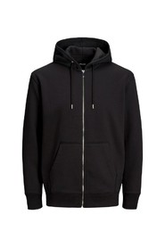 Soft Sweat Zip Hood