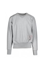 Label sweatshirt