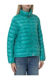 Down Jacket with Pockets