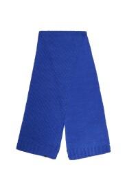 shawl PureWhite/blauw