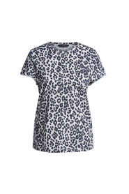 T-shirt With Leo Print - 34