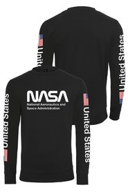NASA US Crewneck | Sort