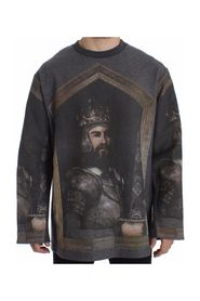 King FEDERICO Oversize Pullover