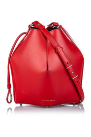 Leather The Bucket Bag