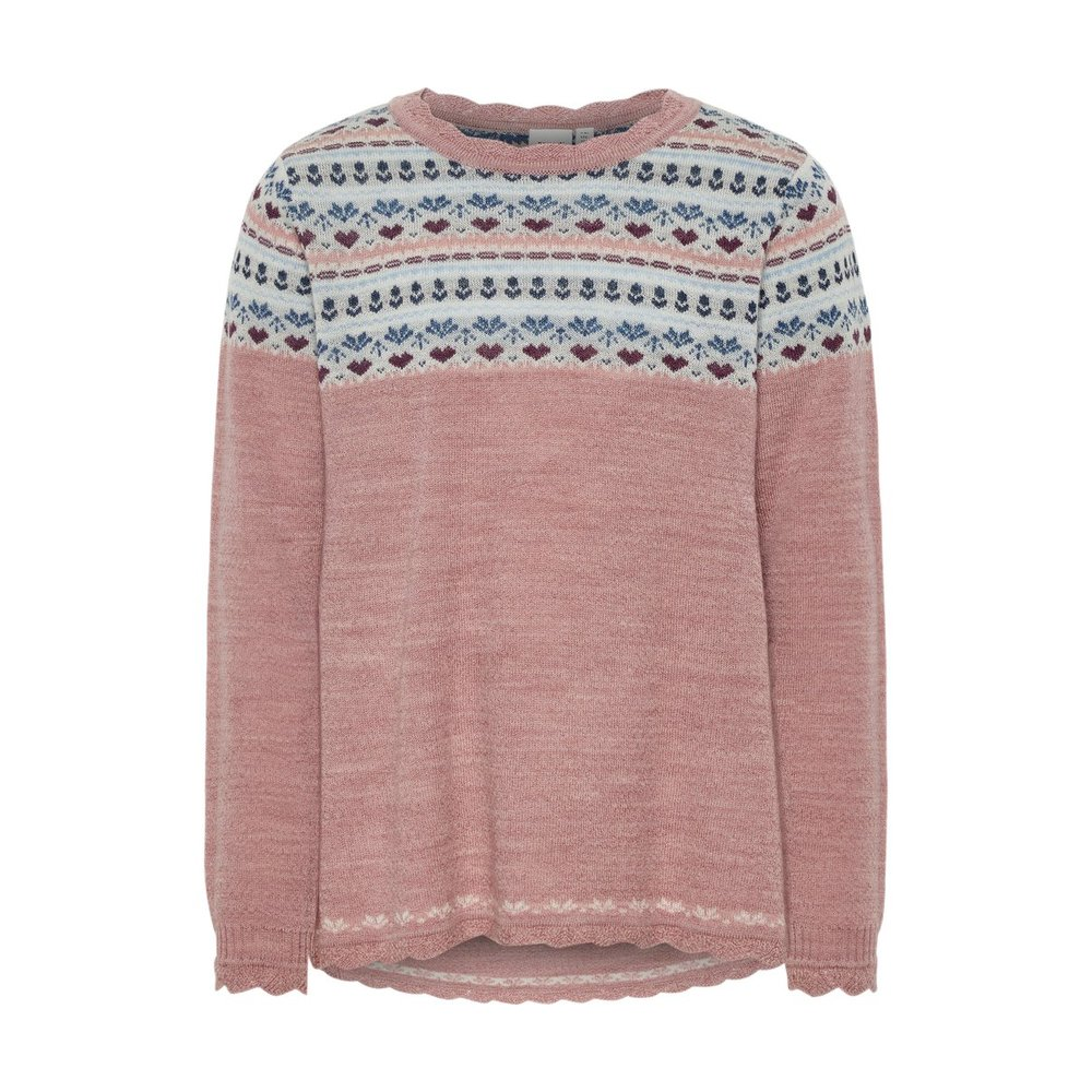 Jumper wool knitted