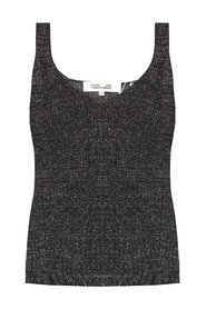 Wool slip top