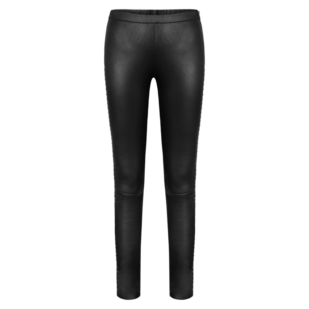 NITTER Leather trousers
