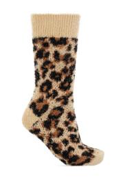 Socks with animal pattern