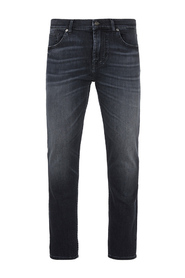 Jeans slimmy tapered