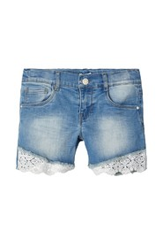 Kids Salli Dnm Shorts