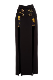 kjol lång barock