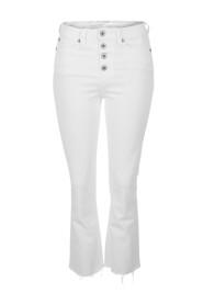 Hvit Denim Studio Camille Jeans Jeans