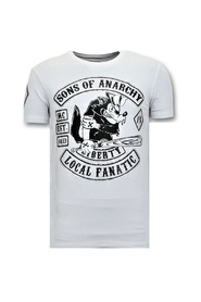 T shirt Sons of Anarchy MC