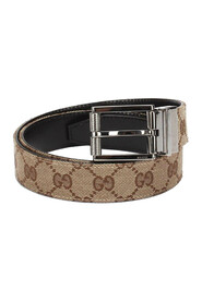 Pre-owned GG Canvas Belt