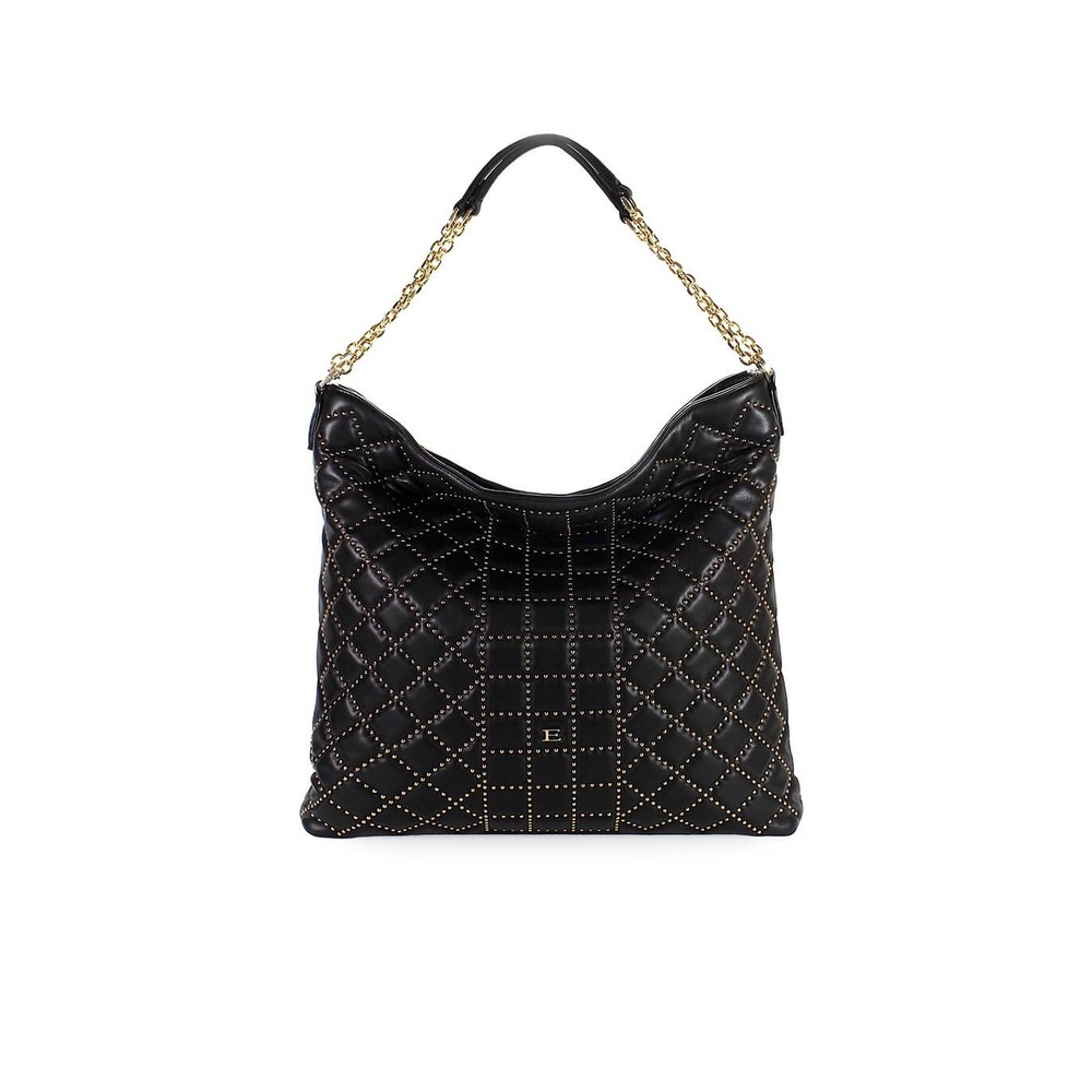 DORY HOBO BAG WITH GOLDEN STUDS