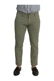 Slim-Fit Relaxed Chinos