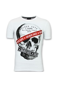 T shirts Men Slim Fit