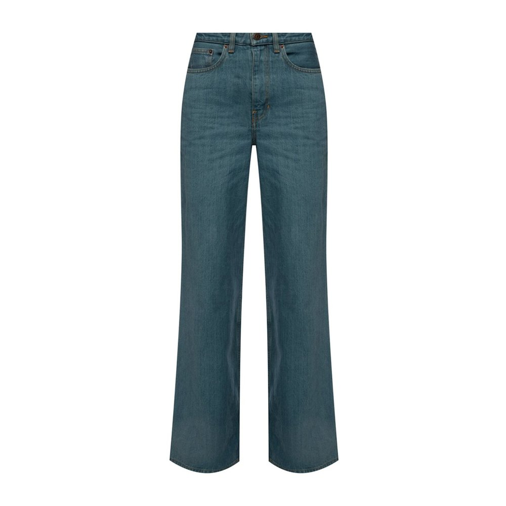 The Row Brede ben jeans