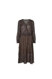 Chita Peacock Dress